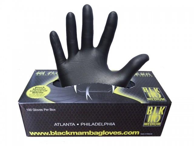 Γάντια Black Mamba